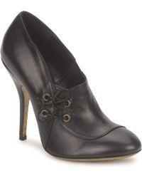 Gaspard Yurkievich C1-var1 Court Shoes - Black