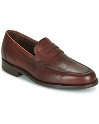 Barker Jevington Loafers / Casual Shoes - Brown