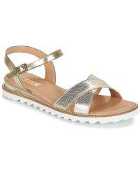 So Size - Tenipo Sandals - Lyst