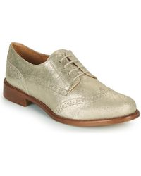 Betty London Codeux Casual Shoes - Metallic