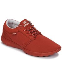 Supra - Hammer Run Women's Shoes (trainers) In Red - Lyst