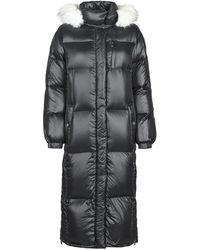 MICHAEL Michael Kors Puffy Down Dog Walker Jacket - Black