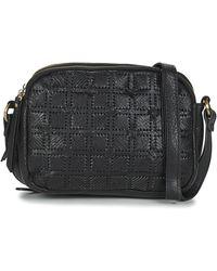 Nanucci J0977 Shoulder Bag - Black