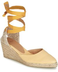 d2246fa08a1 Joyce Women's Sandals In Yellow