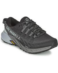 Merrell Agility Peak 4 Walking Boots - Blue