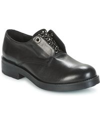 Tosca Blu Fraser Casual Shoes - Black