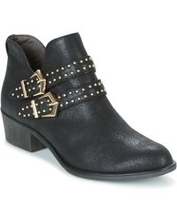 S.oliver Chili Low Boots - Black