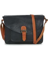 Nanucci 6711 Shoulder Bag - Black