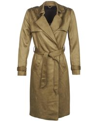 ONLY Onlriba Trench Coat - Green