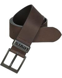 Levi's Levis Ashland Metal Belt - Brown