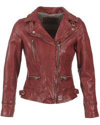 Oakwood - Video Leather Jacket - Lyst