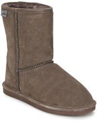 Axelda Mid Boots - Brown