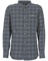 Rip Curl - Check It Long Sleeved Shirt - Lyst
