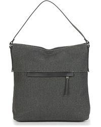 Esprit Cara Hobo Shoulder Bag - Black