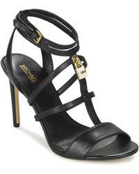 94623bb420e MICHAEL Michael Kors - Antoinette Sandal Sandals - Lyst