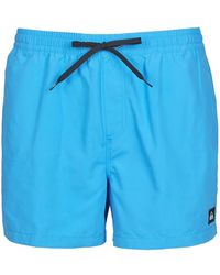 Quiksilver Everyday Volley Trunks / Swim Shorts - Blue