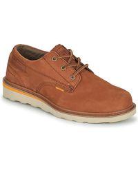 Caterpillar Jackson Low Casual Shoes - Brown