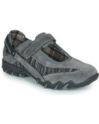 Allrounder By Mephisto Niro Sandals - Grey