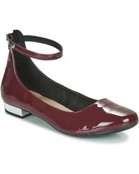 André Leosa Court Shoes - Red