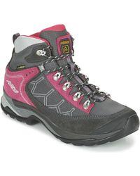Asolo Falcon Gv Walking Boots - Grey