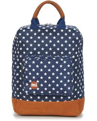 Mi-Pac Gtm820-743007-a03 Backpack - Blue