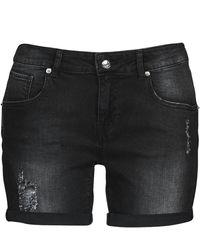 Moony Mood Onana Shorts - Black