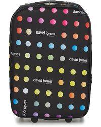David Jones Balibo Pm Soft Suitcase - Multicolour
