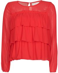 Moony Mood Meliss Blouse - Red