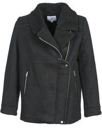 Suncoo Erwan Coat - Black