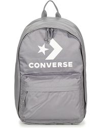 35544a2ba74a Converse - Edc 22 Backpack Men s Backpack In Grey - Lyst