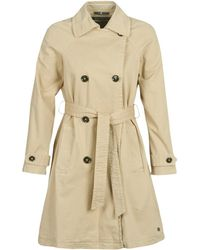 Marc O'polo Caracolite Trench Coat - Natural