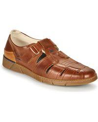 Fluchos 1155-habana-camel Sandals - Brown