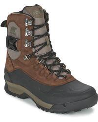 Sorel   Paxson Tall Waterproof Mid Boots   Lyst