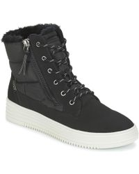 Esprit Luni Bootie Shoes (high-top Trainers) - Black