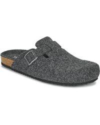 Geox Ghita Flip Flops - Grey