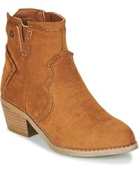 Xti Keepsakes 2.0 Slouch Boots - Brown