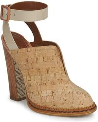 John Galliano - An9211 Clogs (shoes) - Lyst
