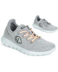 Giesswein Merino Runners Shoes (trainers) - Grey