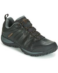 Columbia Woodburn Ii Waterproof Sports Trainers (shoes) - Black