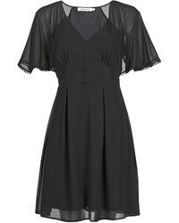 Naf Naf L-crocus R1 Dress - Black