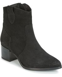 Vero Moda Naja Women's Low Ankle Boots In Black