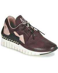 A.s.98 Denalux Shoes (trainers) - Brown