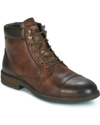 Pikolinos - Caceres M9e Mid Boots - Lyst