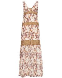GAUDI - Abhi Long Dress - Lyst