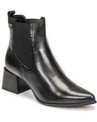 Les Tropéziennes Par M Belarbi Soazic Low Ankle Boots - Black