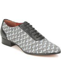 Missoni Wm076 Smart / Formal Shoes - Grey