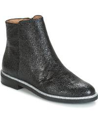 Fericelli Holgane Women's Mid Boots In Black