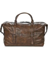 Casual Attitude Davito Travel Bag - Brown