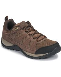 Columbia Redmond V2 Walking Boots - Brown
