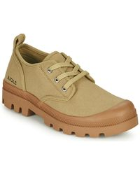 Aigle Terre Shoes (trainers) - Natural